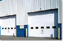 Commercial & Industrial garage doors